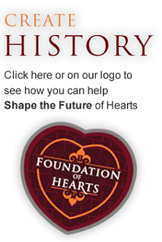 FOUNDATION OF HEARTS