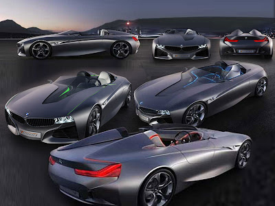 Car Pictures: 2011 New BMW Sports Cars Vision ConnectedDrive Concept