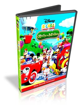 Download  A Casa do Mickey Mouse O Rally do Mickey Dublado DVDRip 2011 (AVI + RMVB Dublado)