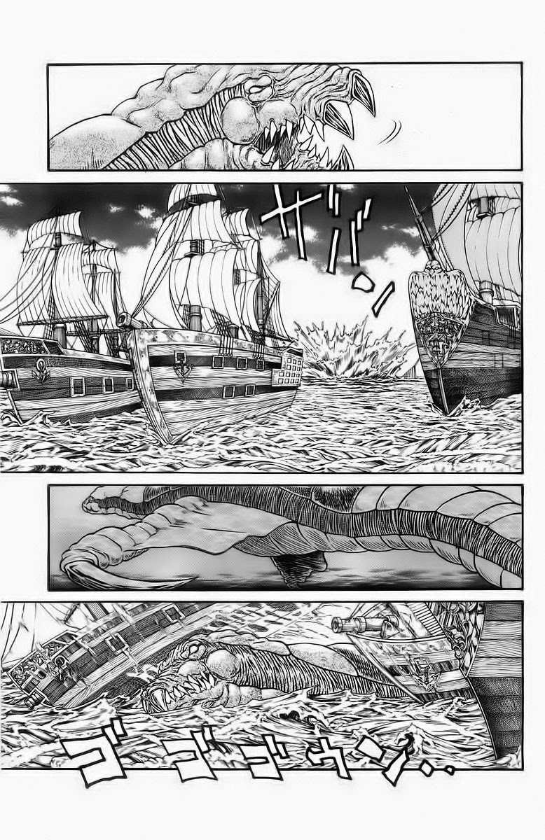 Vua Trên Biển – Coco Full Ahead chap 227 Trang 9 - Mangak.info