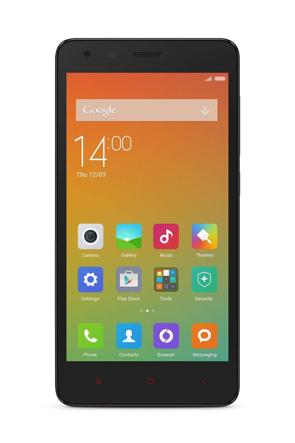 Mi Redmi 2 (White)