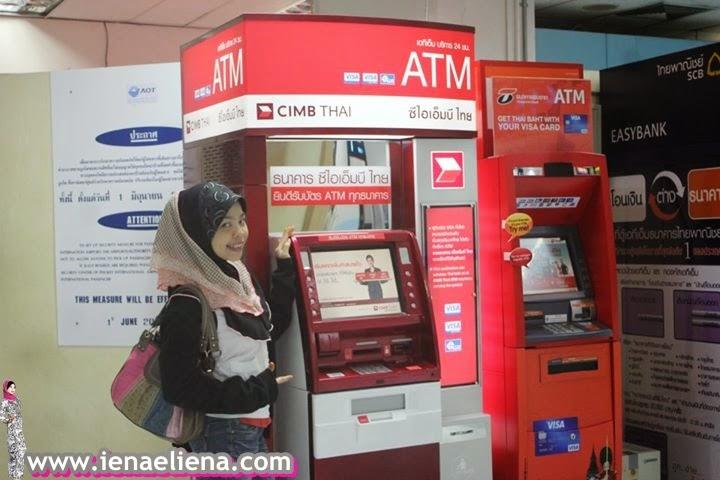 CIMB ATM PHUKET THAILAND