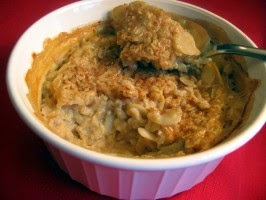 http://www.food.com/recipe/baked-maple-oatmeal-290136