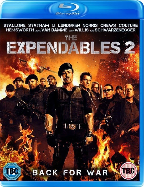 The Expendables 2 : โคตรคน ทีมเอ็กซ์เพนเดเบิ้ล