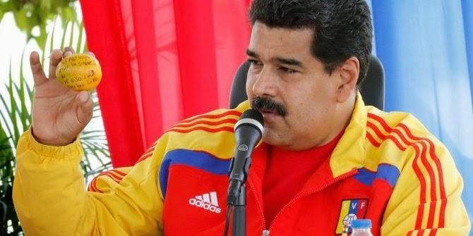 Presiden Venezuela, Maduro