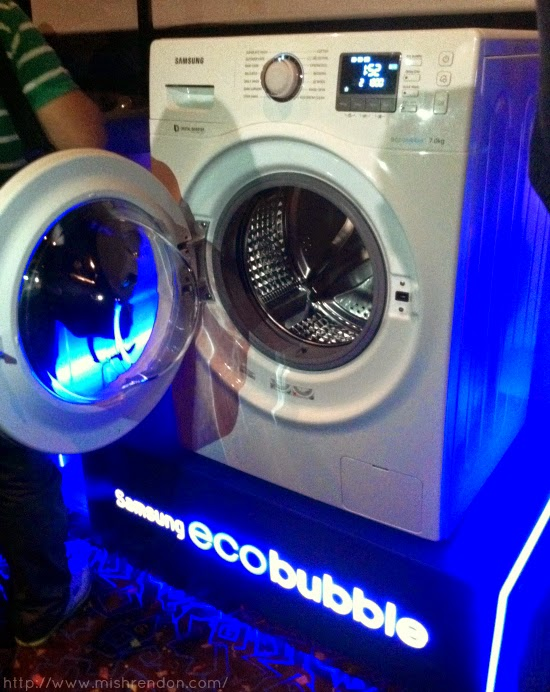 Samsung Fully Automatic WW5000 Front Load Washer
