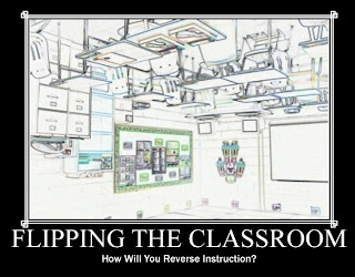 upside down classroom
