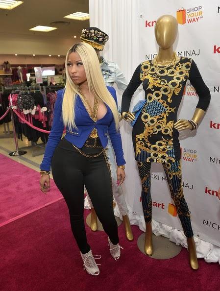 Nicki Ninaj Fashion Line