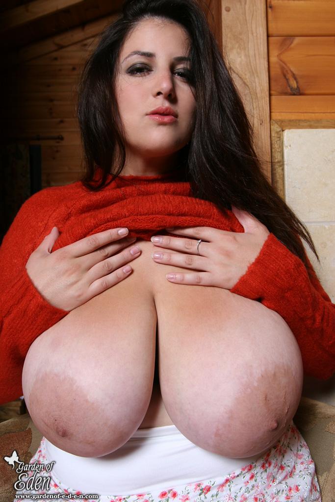 image Curvy big tit bbw kandi kobain loves to get pantyhose ripped