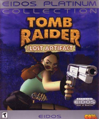Download Download Tomb Raider The Lost Artifact (PC Game) Repost