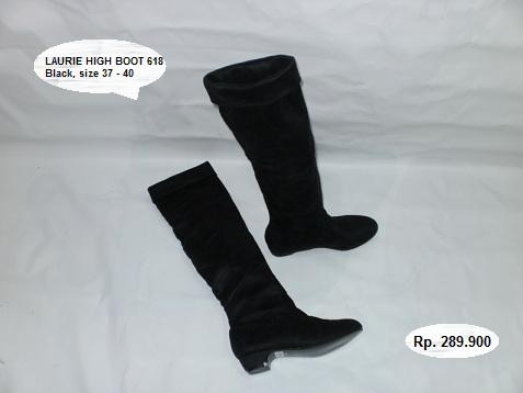 Model Sepatu Ethan Boot