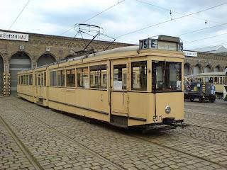 Museum + Straßenbahn: Geschichte auf Rädern Vor 50 Jahren kamen die Bahnfans erstmals zusammen, aus BERLINER WOCHE