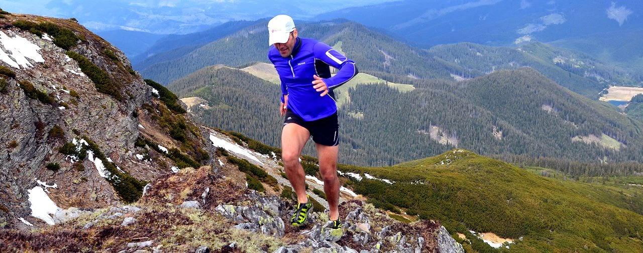 Invitaţie la competiţia de alergare montană Via-Maria-Theresia, pe un traseu istoric. Peisaj