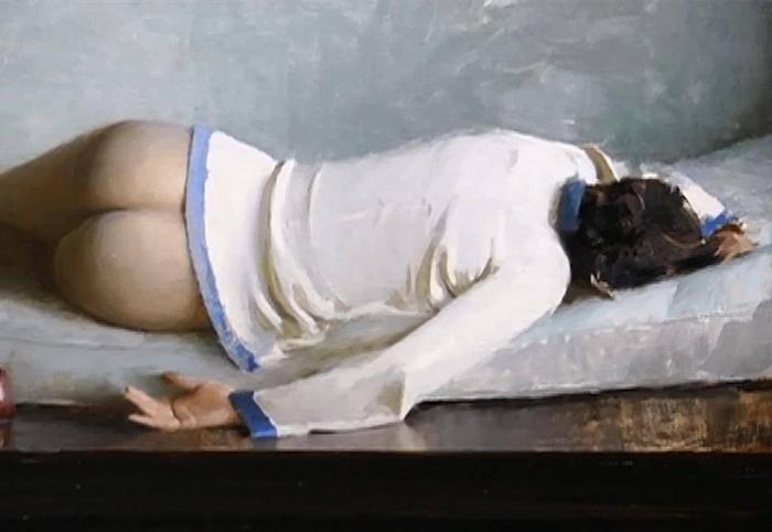 Jeremy Lipking 1975 | American Realist\Figurative  painter