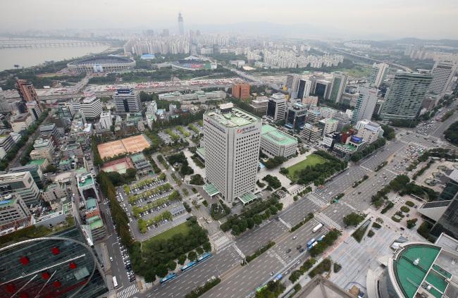 Nuevos terrenos de Hyundai en Gangnam en Seúl