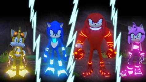 Amazon Pre-order bonus for Sonic Boom: Rise of Lyric