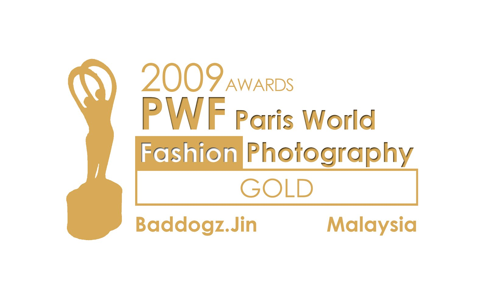 2009 Fashion Photography Award