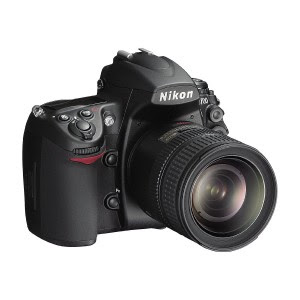 Nikon D7000 with HD Video
