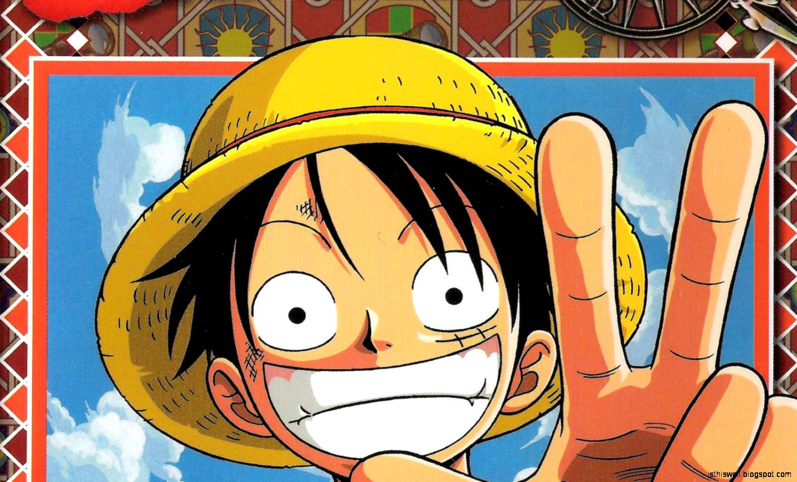 One piece luffy wallpaper 2   16685   High Quality and
