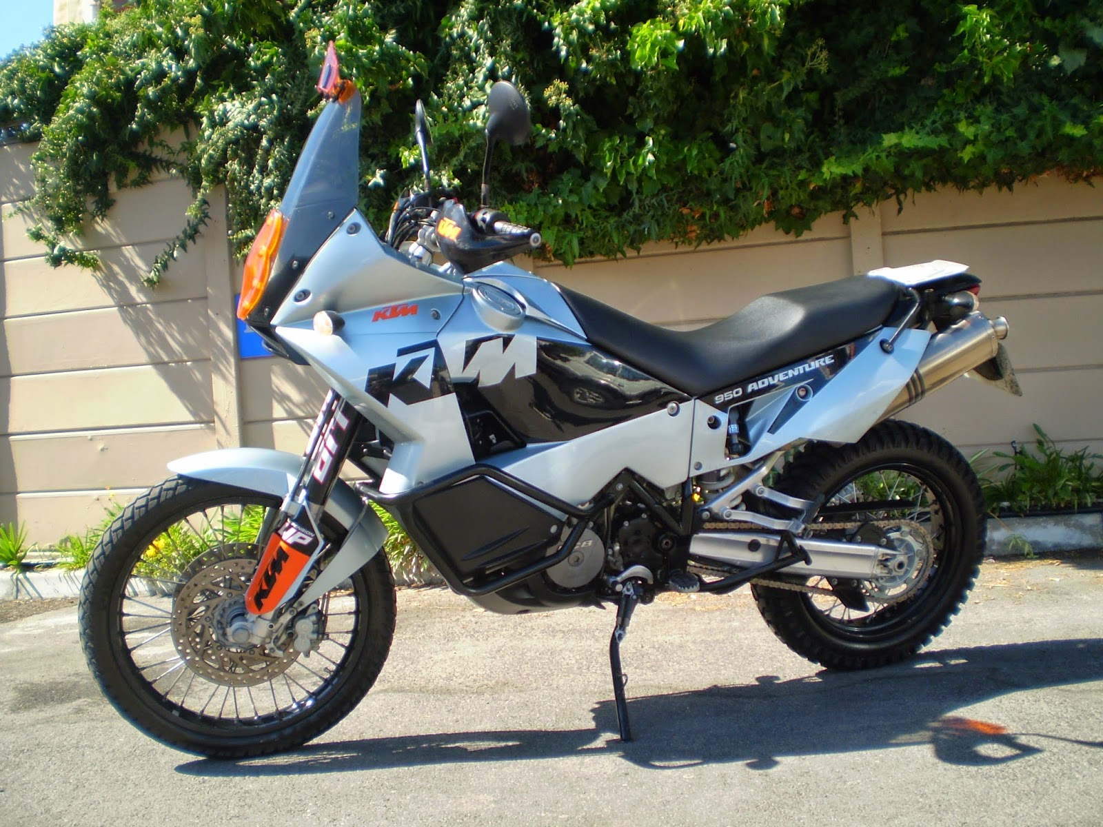 KTM 950 Adventure Used Motorcycels