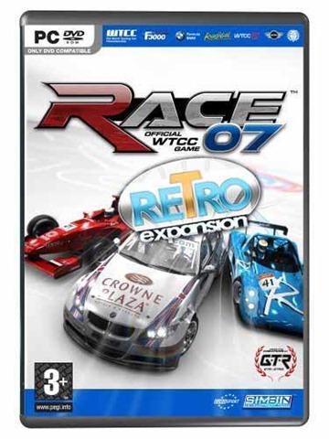 Race 07 Retro Expansión PC Full Español