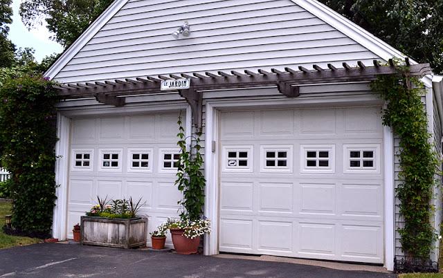 Arbor On Garage3