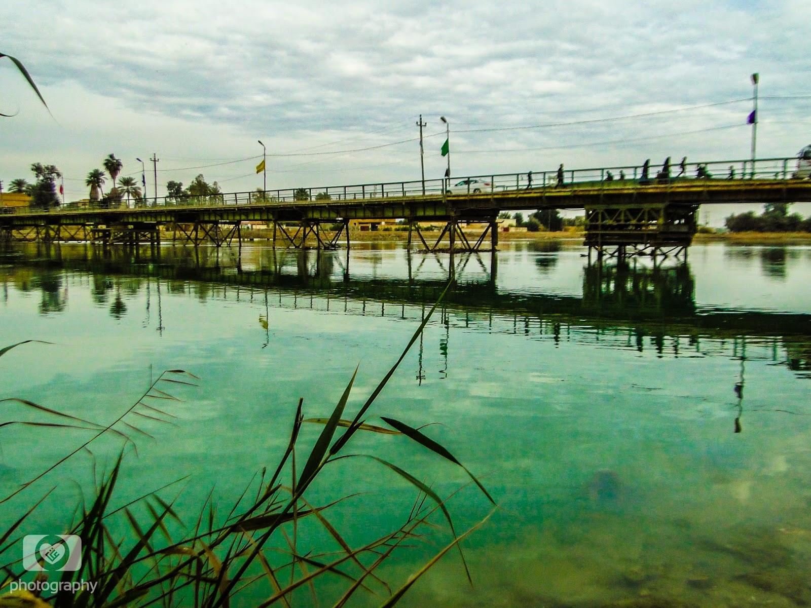جسر المسيب الحديدي