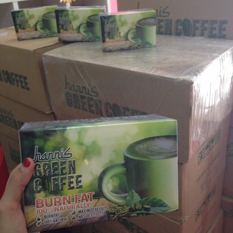 HANNIS GREEN COFFEE HARGA PROMOSI 013-3045279