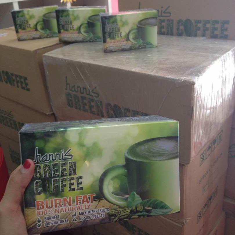 HANNIS GREEN COFFEE HARGA PROMOSI 013-3045279