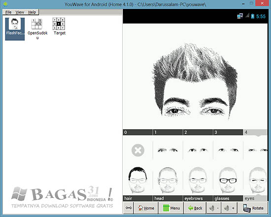 FlashFace Premium v1.7 For Android 2