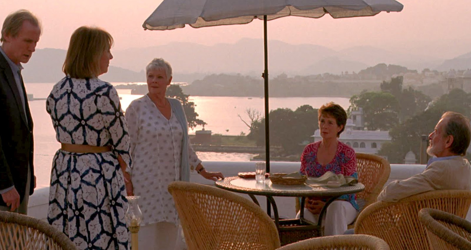 the first marigold hotel