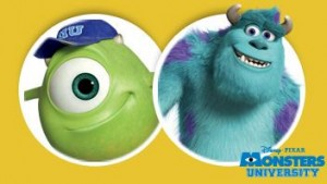 Free Phone Call From Your Favorite Monster University Character