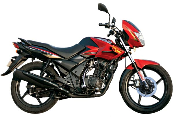 Tvs Flame Ds125 Images 171 Motorcycles Price