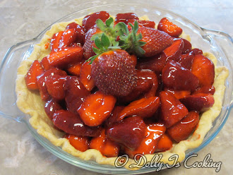 Strawberry Pie Plus Glaze Recipe