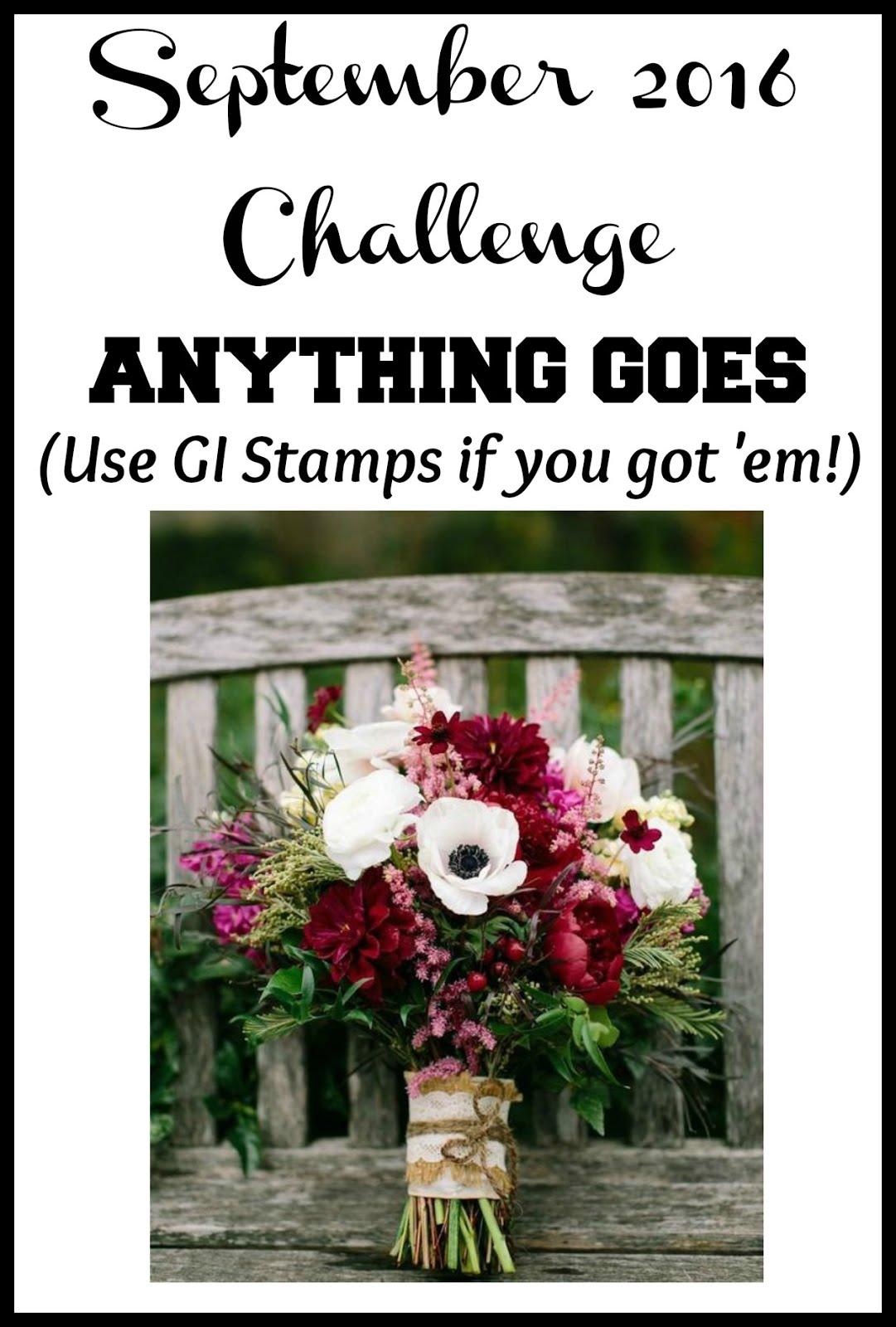 September GI Guest Challenge
