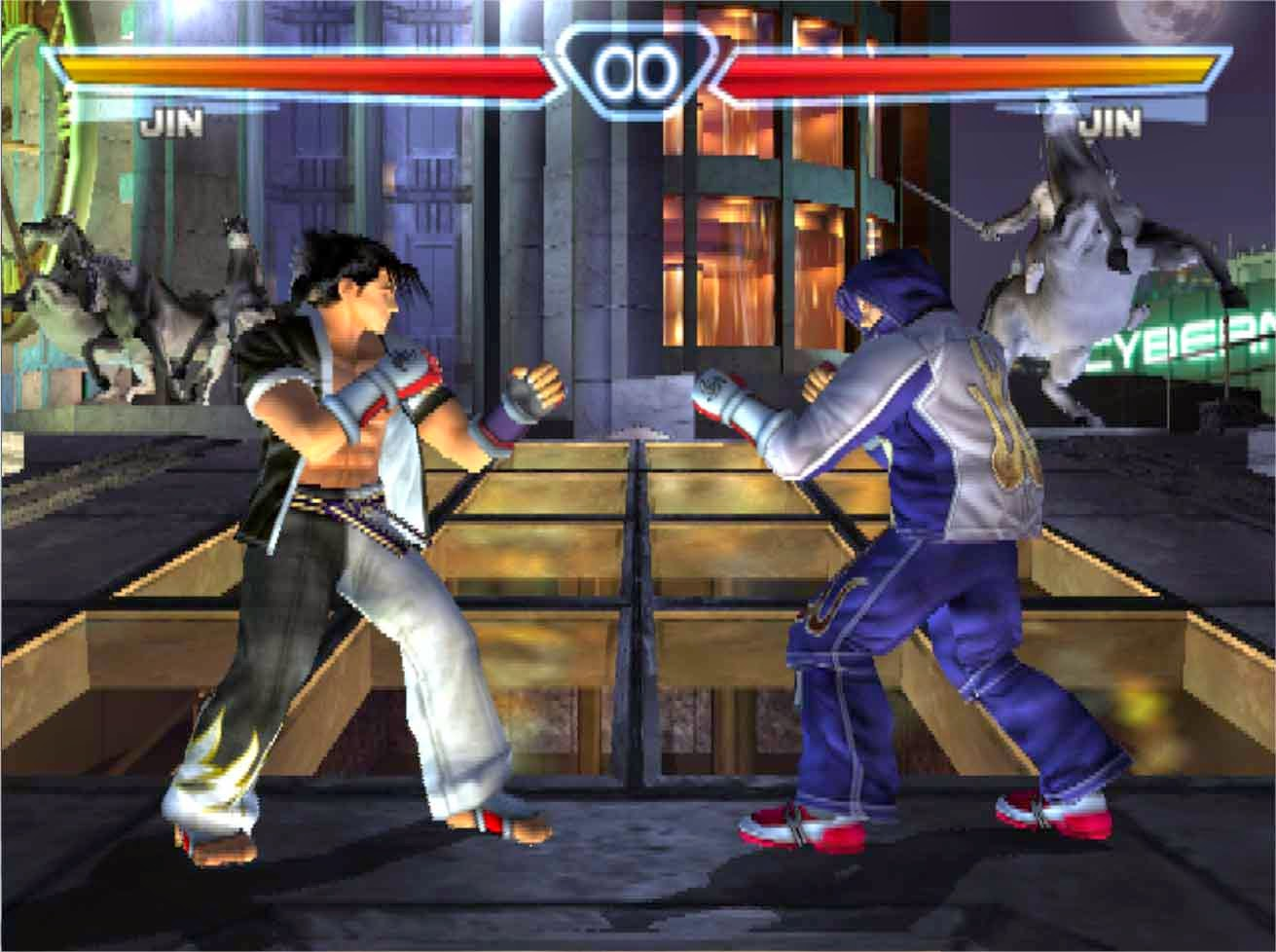 Tekken 4 Free Download - Game Maza
