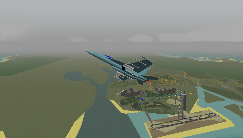 Jetmanhuss Special Report Ysflight Flight Simulator