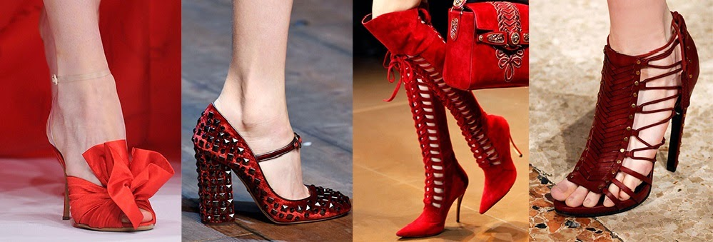 Fashion 2015: gladiators and platforms