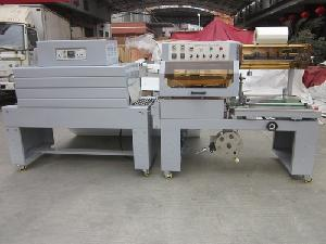 food cosmetic packaging L type sealer