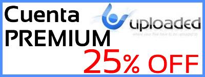 descuento cuenta premium uploaded