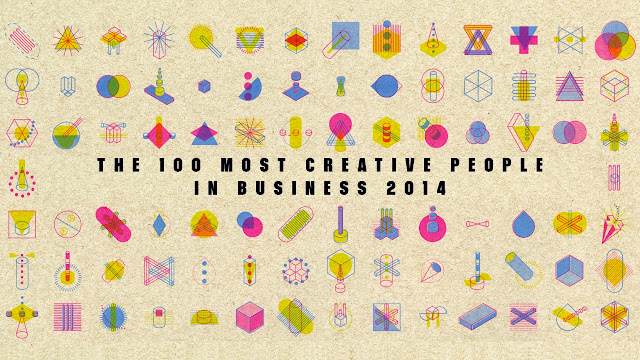 http://www.fastcompany.com/section/most-creative-people-2014