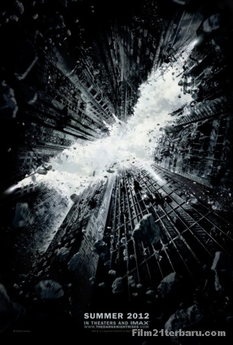 The Dark Knight Rises 2012 di Bioskop