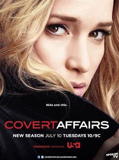 Covert Affairs 3ª Temporada
