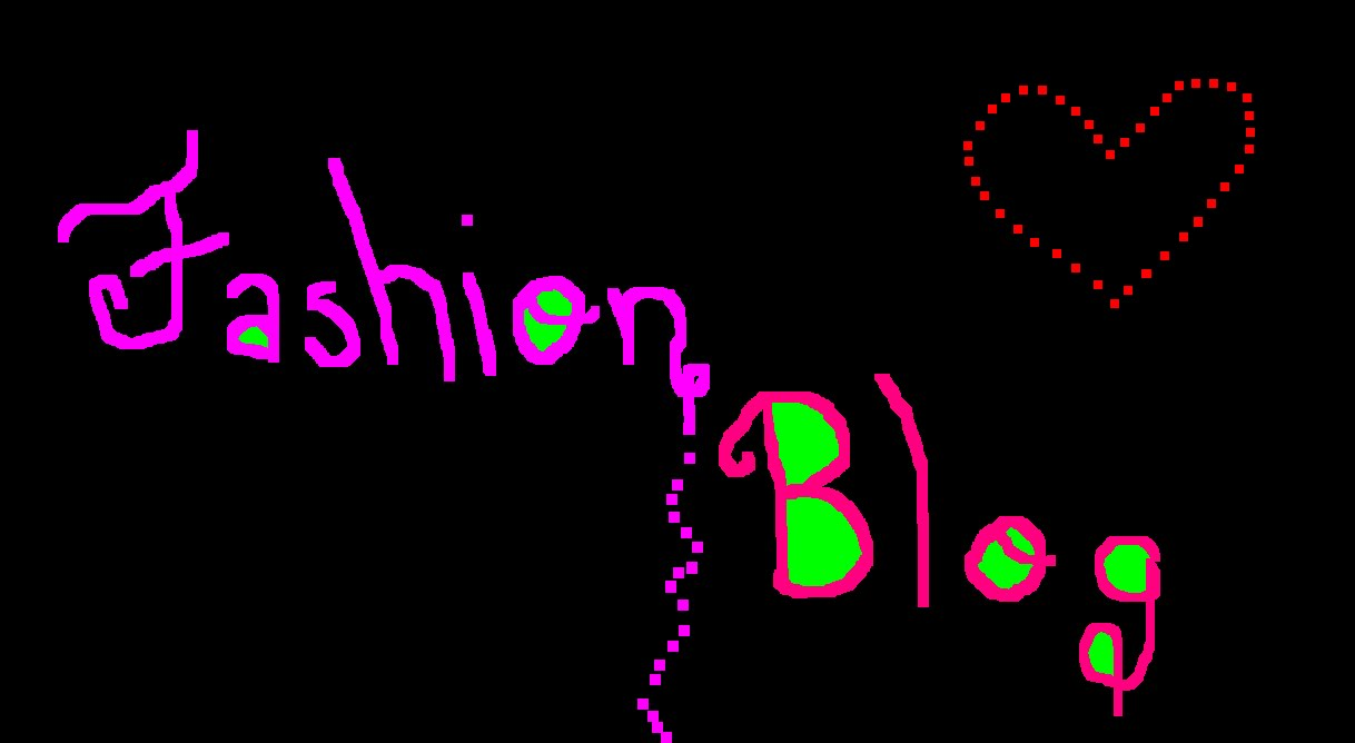 Fashion Blog♥