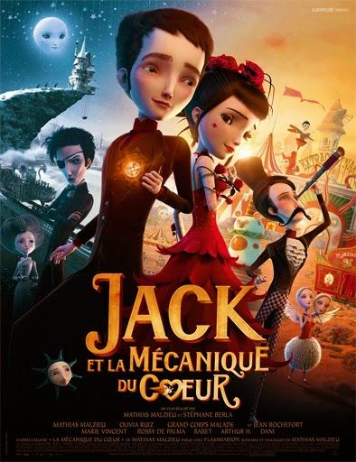 Ver La mecánica del corazón (Jack et la mécanique du coeur) (2014) Online
