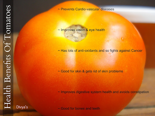 health benefits of tomatoes pdf