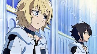"""""""o fundo de amizade entre Yuuichirou e Mika é bem interessante"""""""