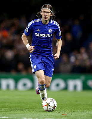 Atletico Madrid, Filipe Luis From Chelsea
