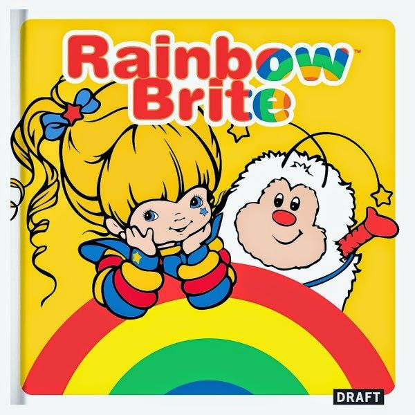 New Rainbow Brite Book from Hallmark