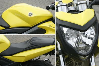 Biaya Modifikasi Yamaha V Ixion